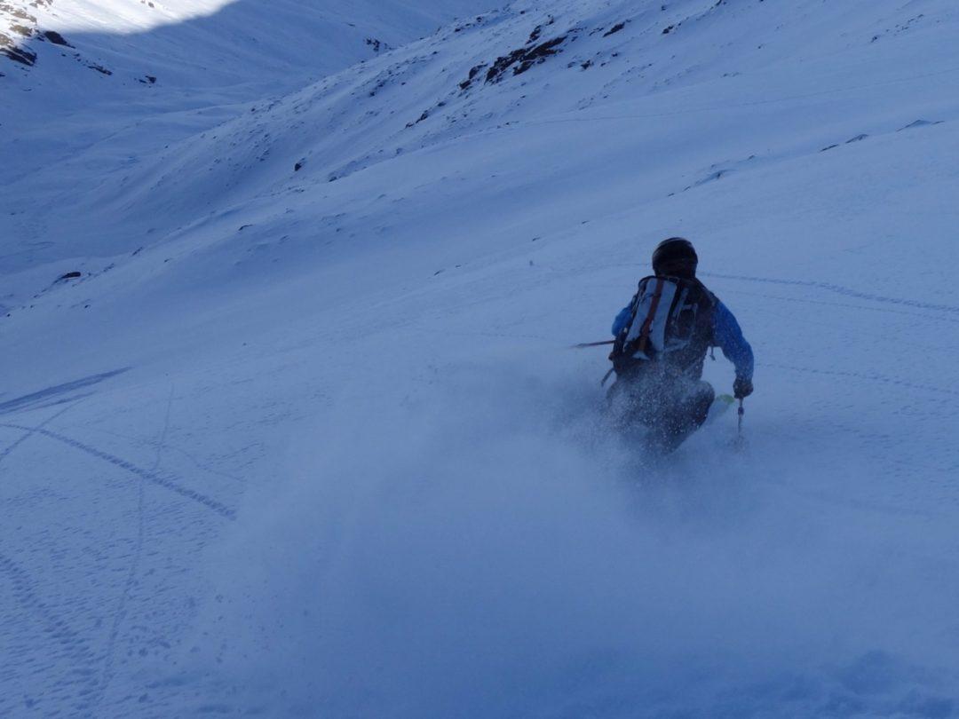 Freeride Ski-Touring