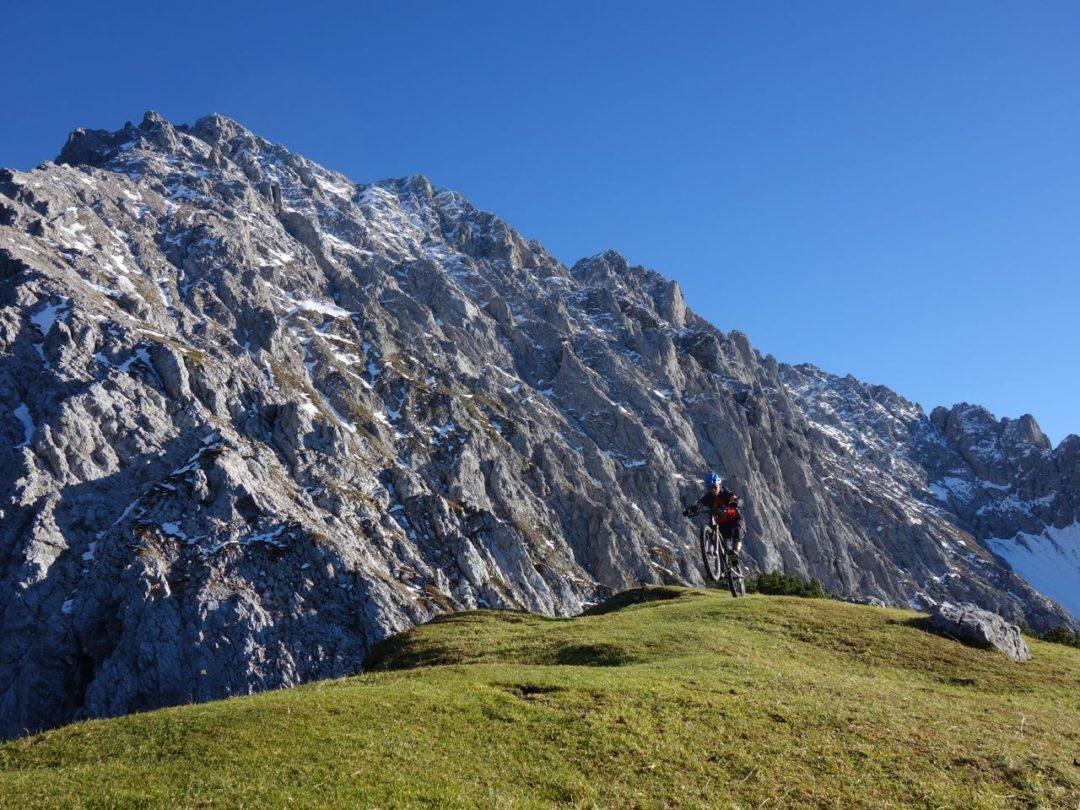 Es ist angerichtet: die besten Trails im Raum München!
