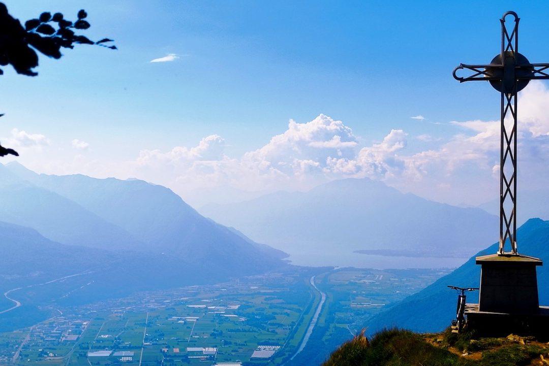 Tessin MTB Trails, Lago Maggiore